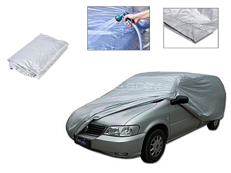 Top Cover Parachute Double Stitched For Nissan Sunny 1987 Image-1