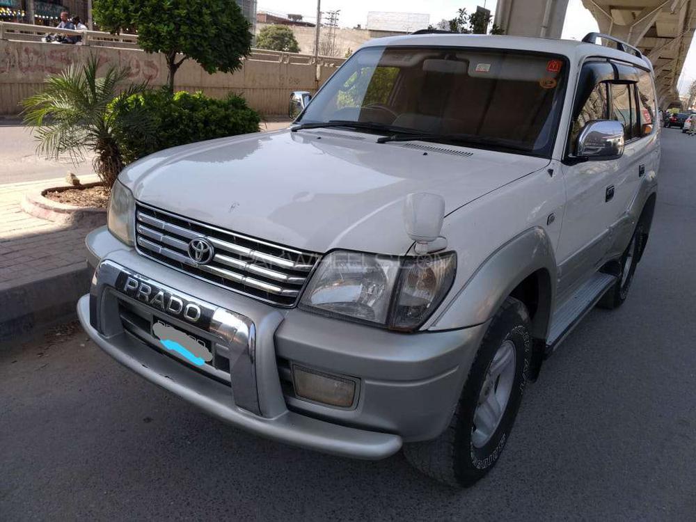 Toyota Prado TX 3.0D 2000 Image-1