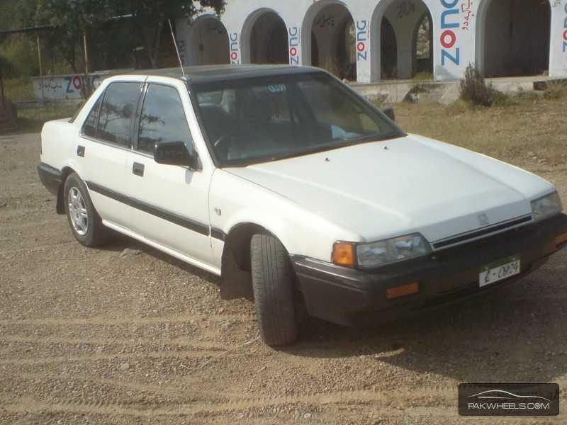 Honda Accord 1987 For Sale in Pakistan Used Honda Accord Exi 1987 Car