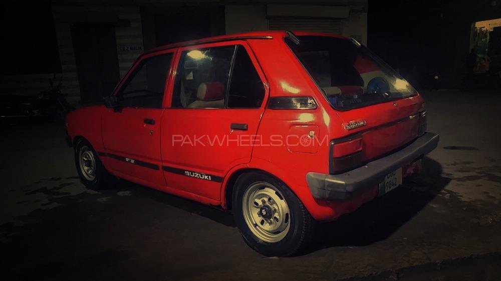 Suzuki FX - 1986  Image-1