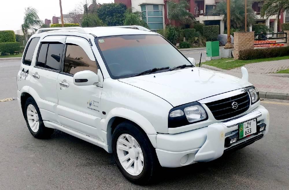 Suzuki Vitara 2003 Image-1