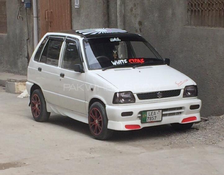 Suzuki Mehran - 2011  Image-1