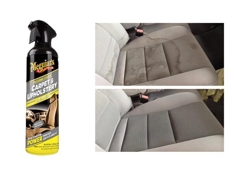 Meguiar's Carpet and Upholstery Cleaner 19oz (Aerosol) - G9719 Image-1