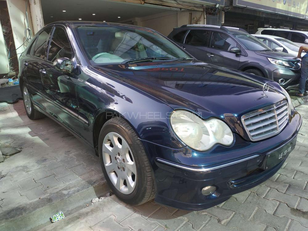 Mercedes Benz C Class C200 2007 Image-1
