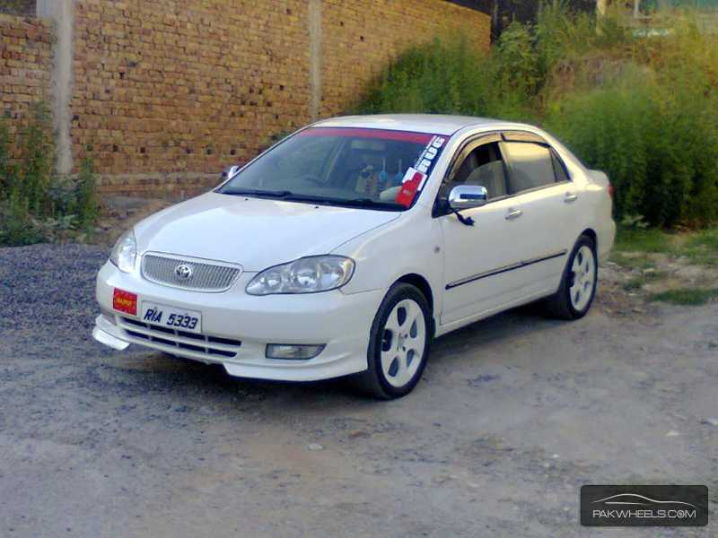 Toyota Corolla XLi 2007 for sale in Islamabad | PakWheels