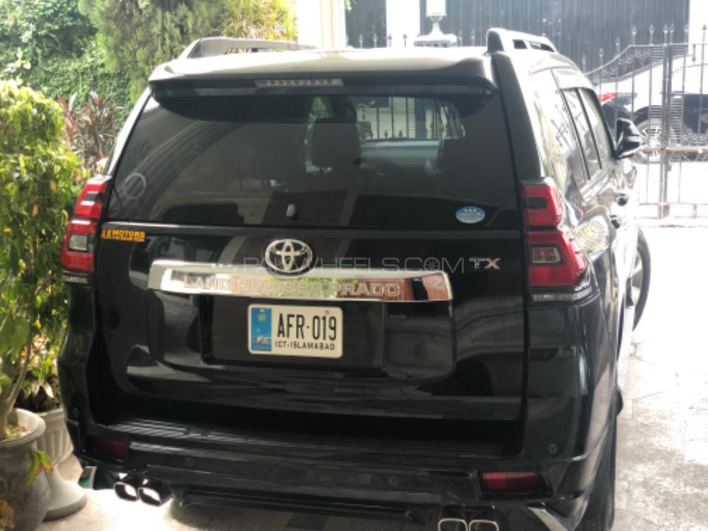 Toyota Prado - 2013  Image-1