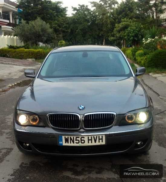BMW 7 Series 740Li 2007 For Sale In Islamabad