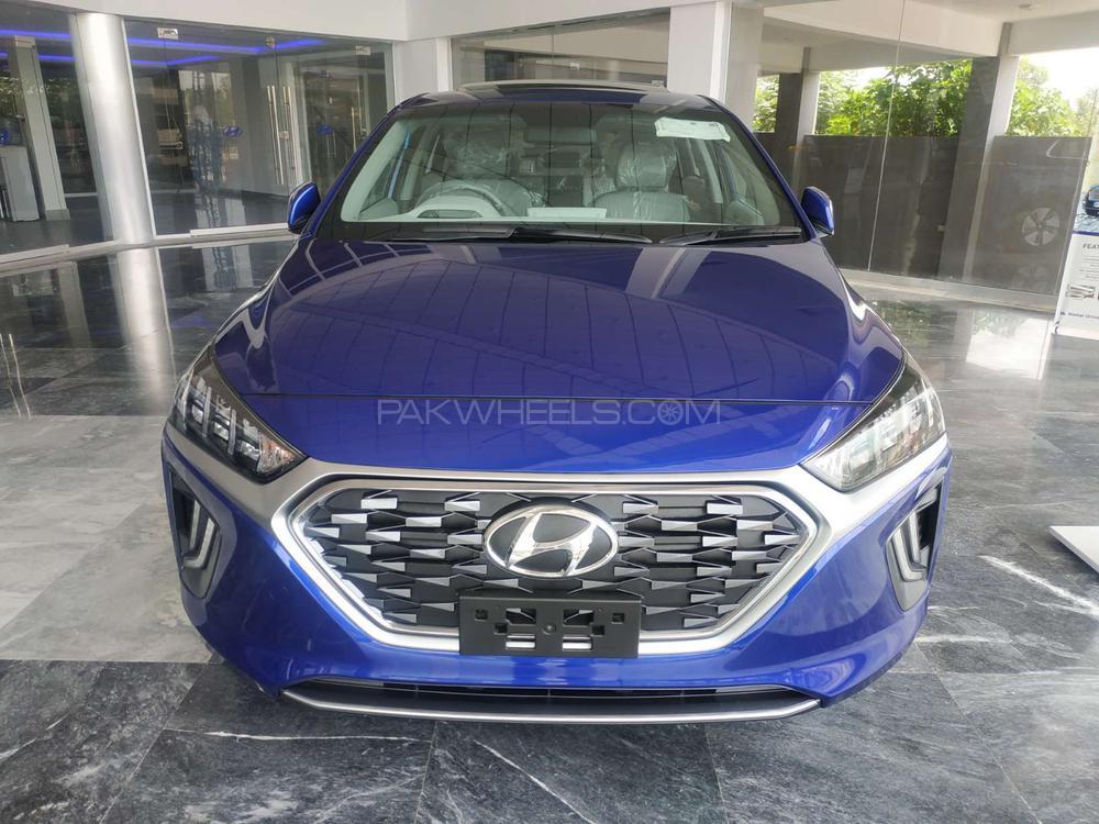 Hyundai Ioniq GLS 2020 Image-1