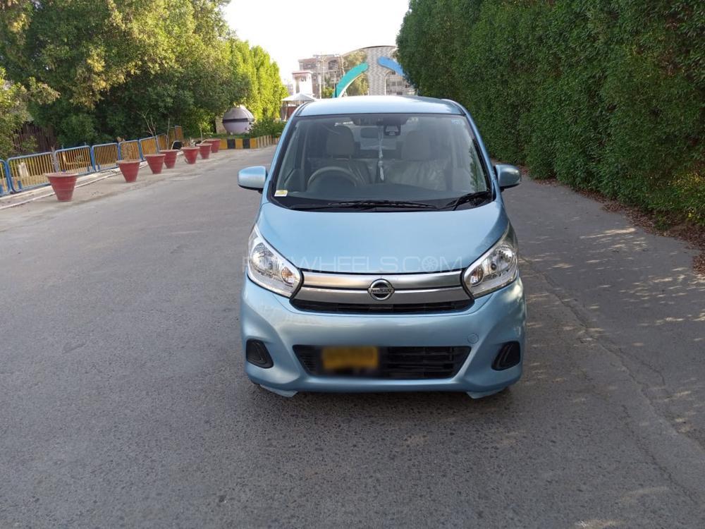 Nissan Dayz X 2016 Image-1