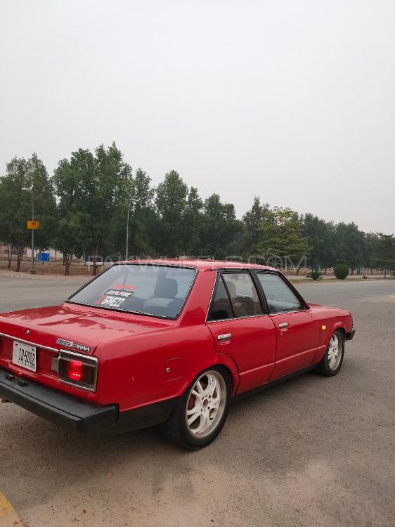 Toyota Carina - 1983  Image-1