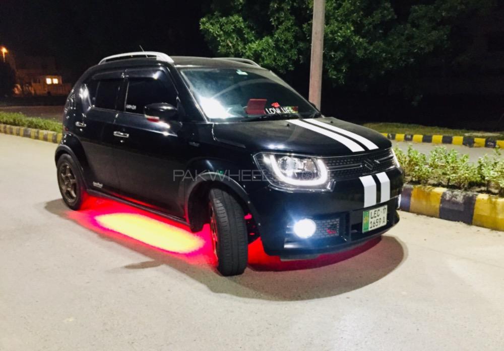 Suzuki Ignis - 2016  Image-1