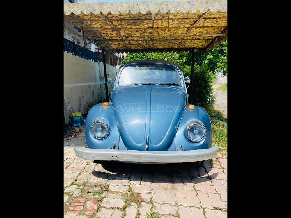 Volkswagen Beetle 1200 1972 Image-1