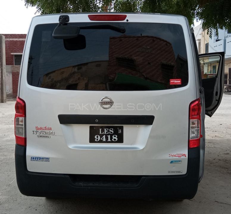 Nissan Nv350 Caravan Wagon DX 2018 Image-1