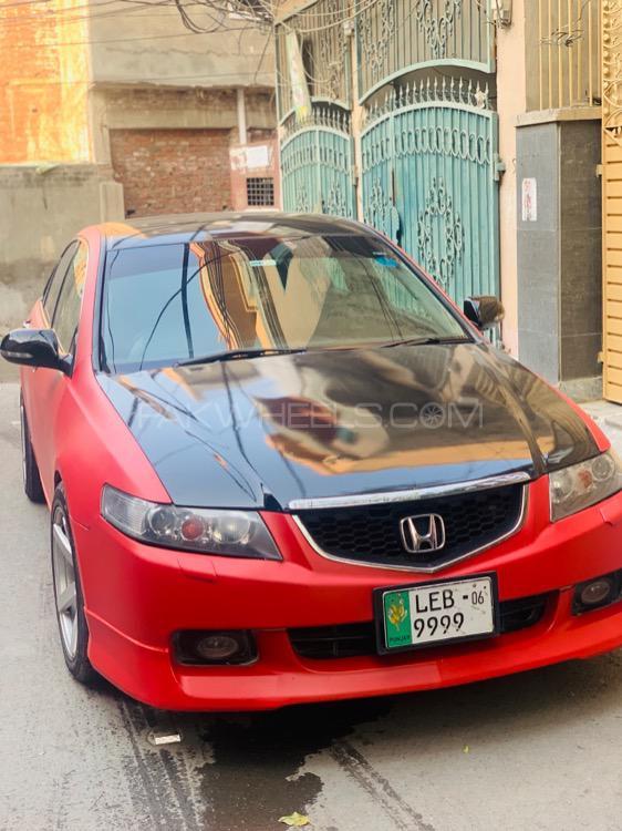 Honda Accord - 2006  Image-1