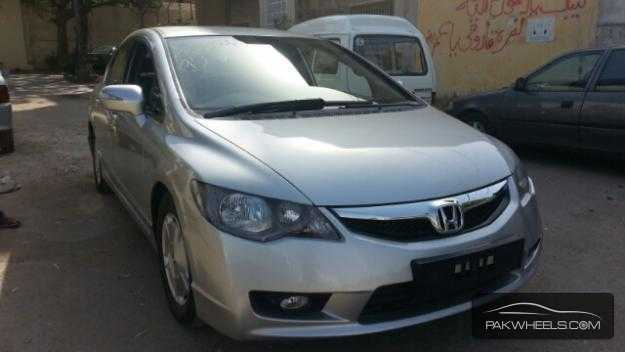 2010 honda civic hybrid manual