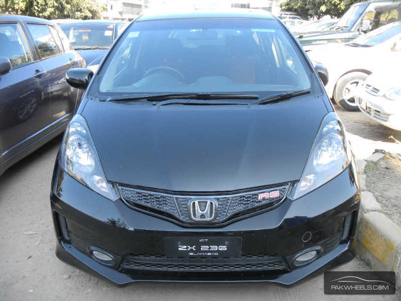 Honda Fit RS 2010 for sale in Islamabad  PakWheels