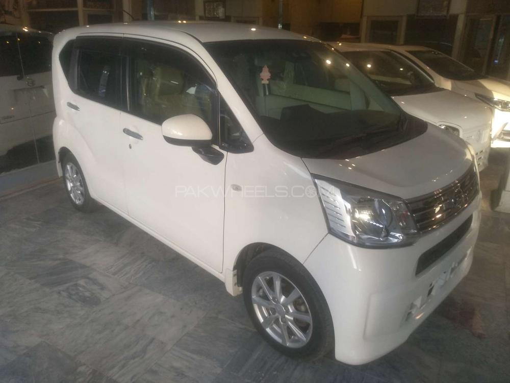 Daihatsu Move Custom X 2018 Image-1