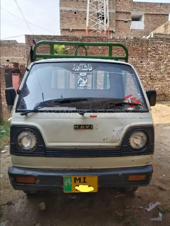 Suzuki Ravi 1984 Image-1