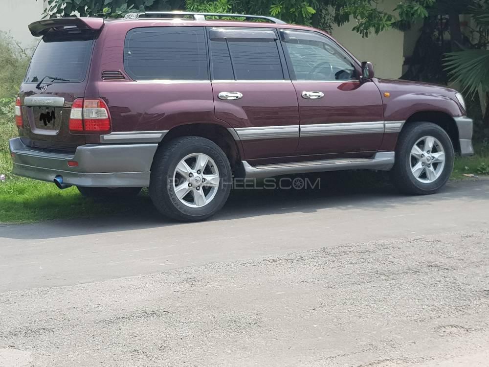 Toyota Land Cruiser Amazon 4.2D 1999 Image-1