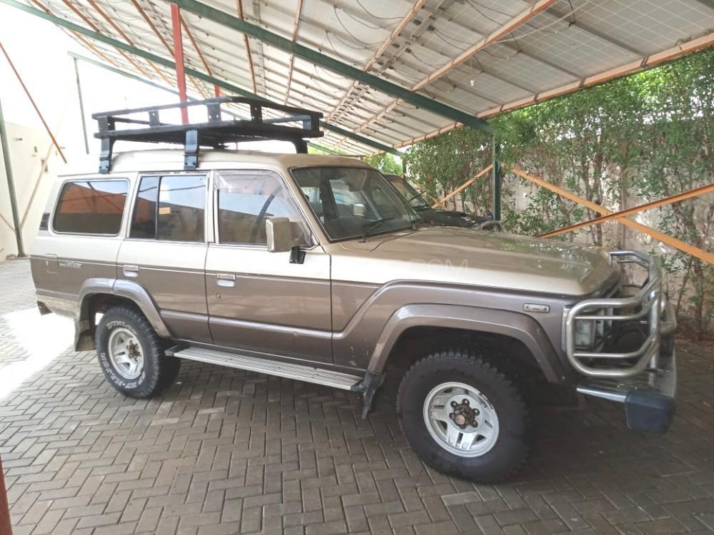 Toyota Land Cruiser VX Limited 4.2D 1989 Image-1