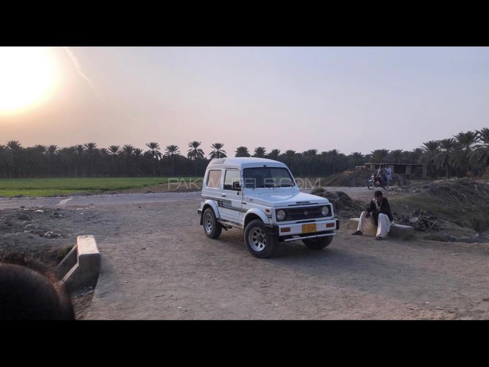 Suzuki Potohar Basegrade 2002 Image-1