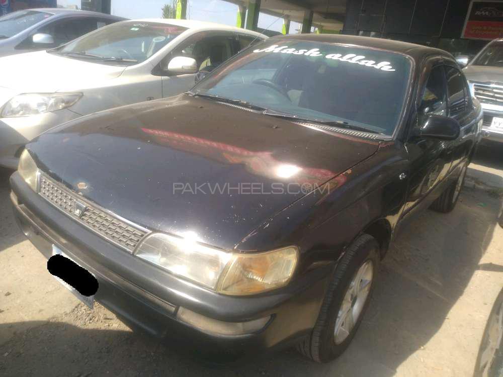 Toyota Corolla GLi 1.6 1995 Image-1
