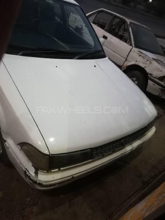 Toyota Corolla SE 1987 Image-1