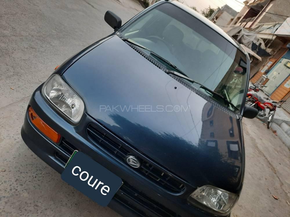 Daihatsu Cuore CX Eco 2009 Image-1
