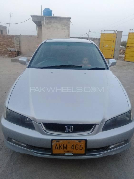 Honda Accord CL8 2002 Image-1