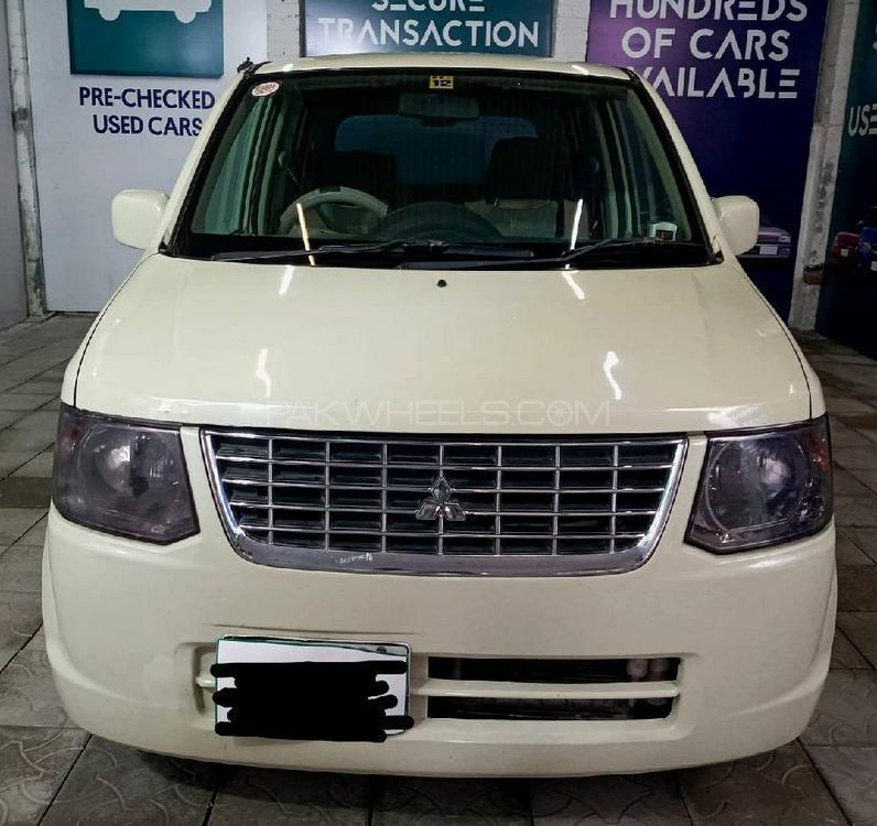 Mitsubishi Ek Wagon GS Marble Edition 2011 Image-1