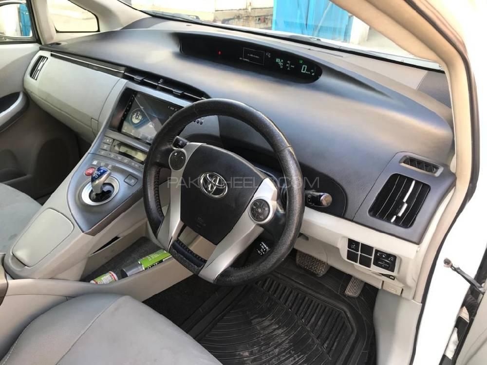 Toyota Prius G Touring Selection Leather Package 1.8 2012 Image-1