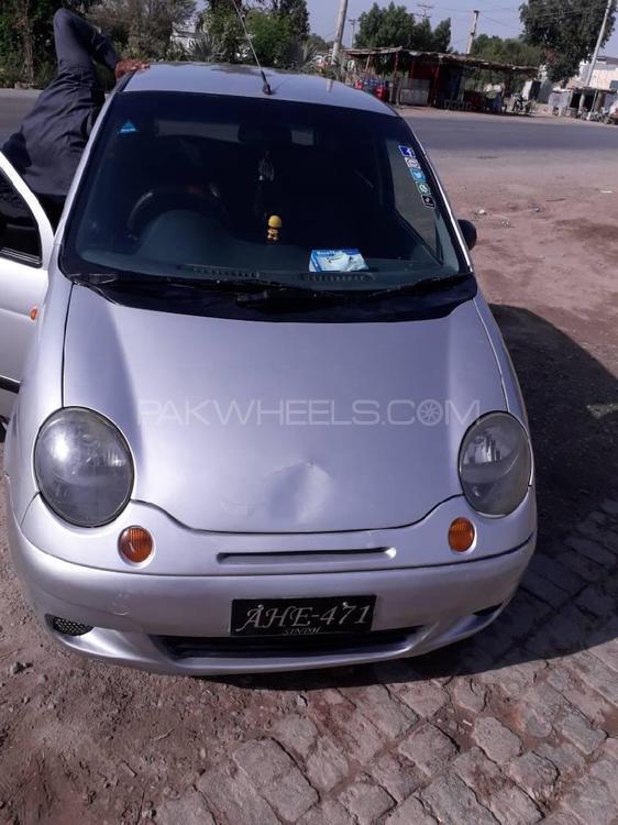 Chevrolet Spark 2003 Image-1