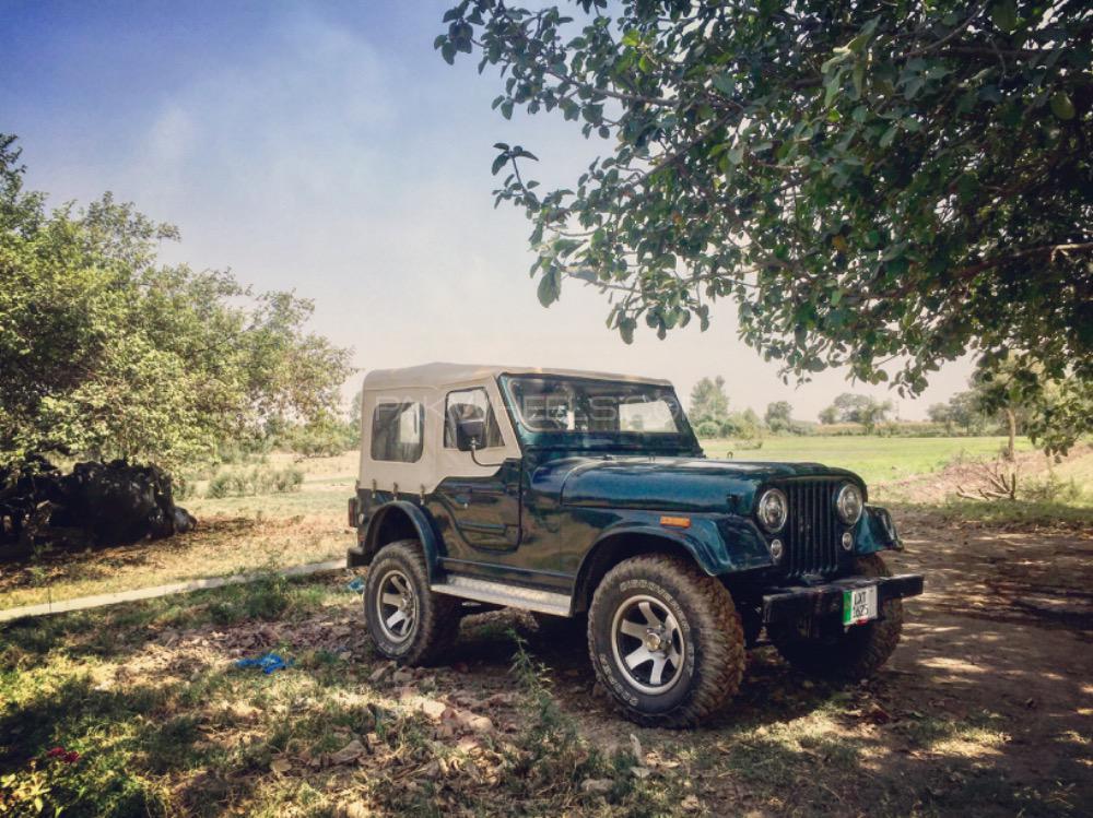 Jeep CJ 5 - 1969  Image-1