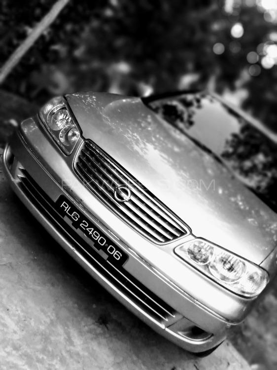 Nissan Sunny EX Saloon 1.3 2006 Image-1