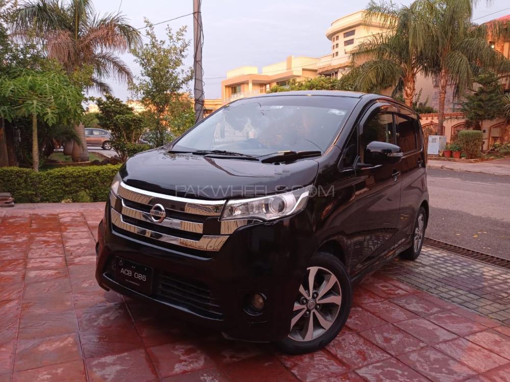 Nissan Dayz Highway Star 2013 Image-1