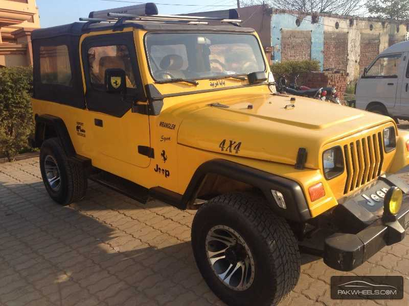 jeep cj 6 1980 for sale in sialkot