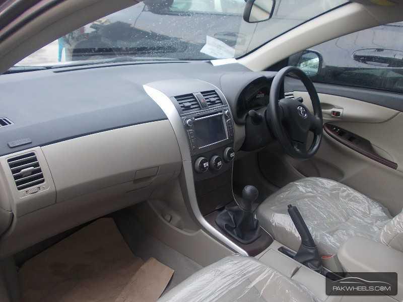 Toyota Corolla GLi 1.3 VVTi 2014 Image-4