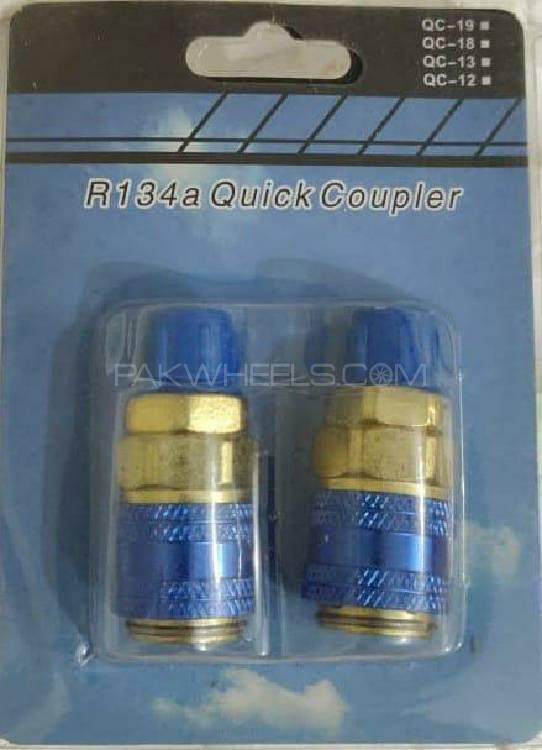 Quick Couplers Pair Image-1