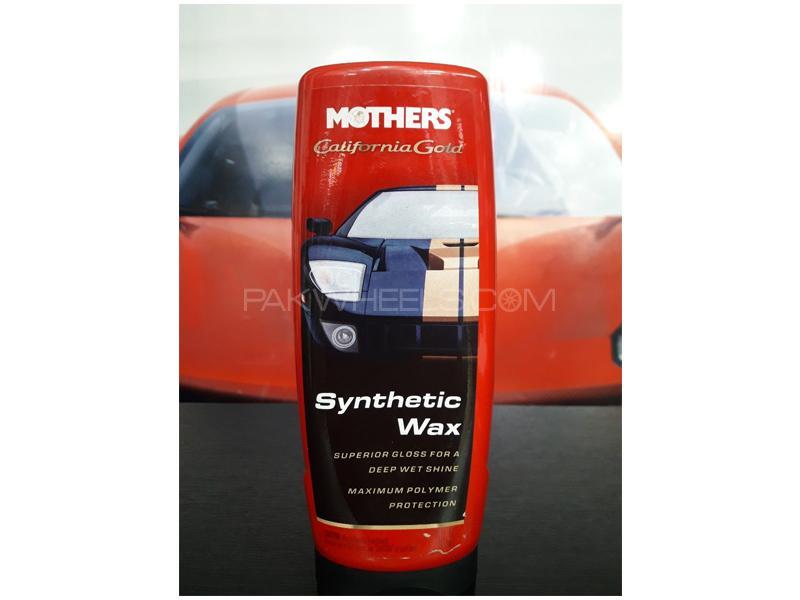 Mothers California Gold Synthetic Wax Liquid 16 oz Image-1