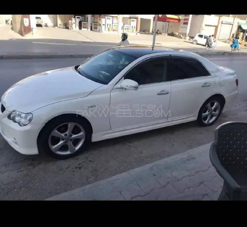 Toyota Mark X 250 G L Package 2005 Image-1