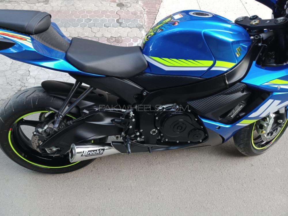 Suzuki GSX-R600 - 2019  Image-1