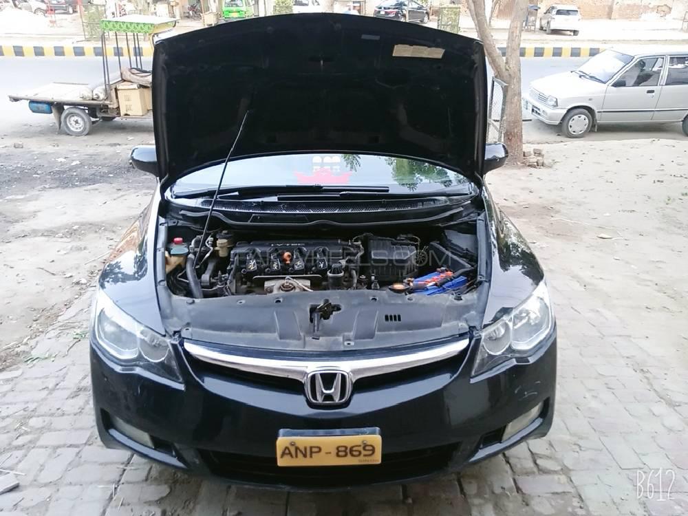 Honda Civic VTi Oriel 1.8 i-VTEC 2007 Image-1