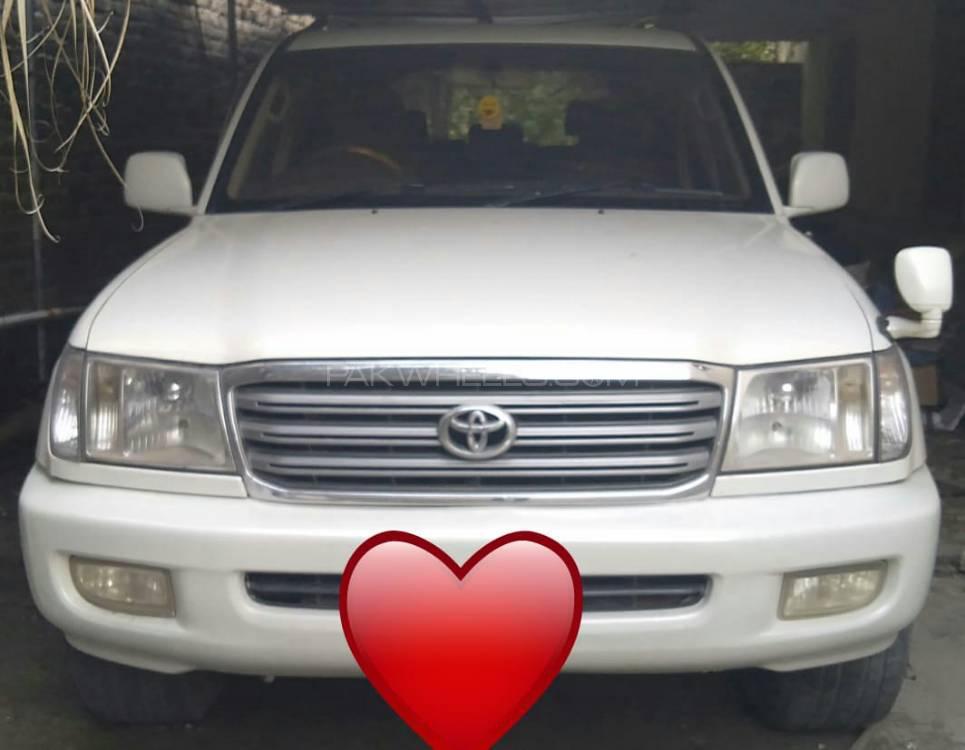 Toyota Land Cruiser VX 4.7 2002 Image-1