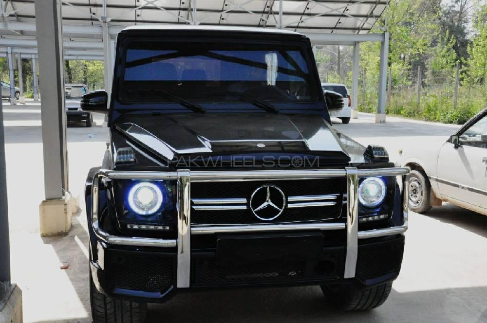 Mercedes Benz G Class G 500 2007 Image-1