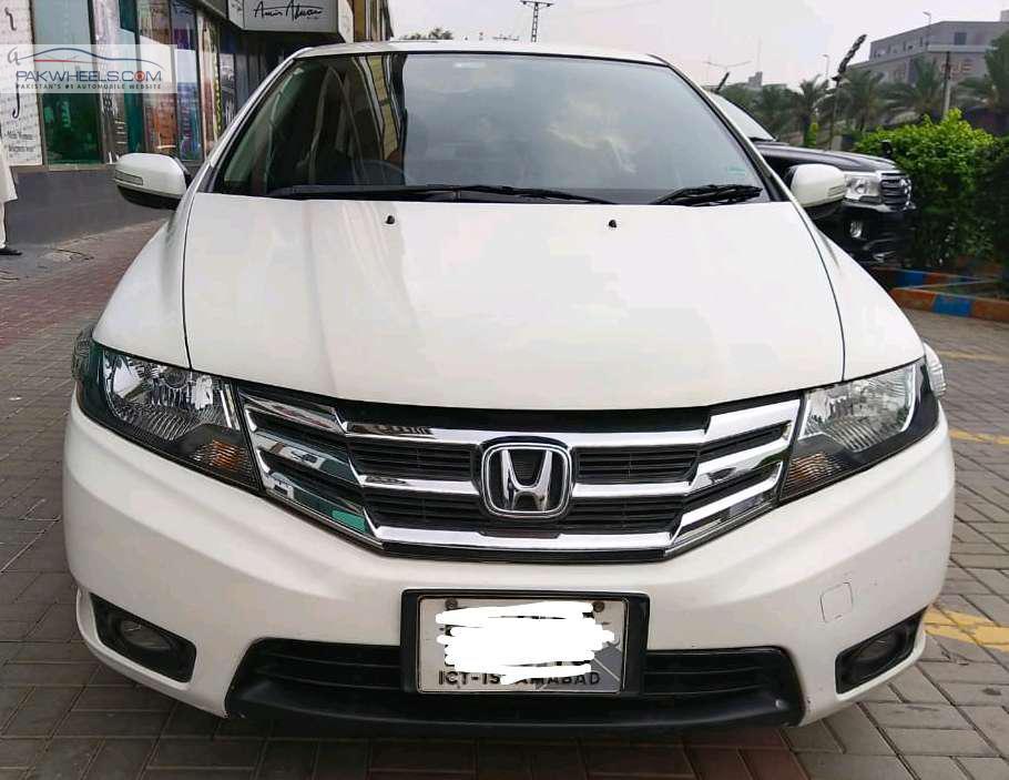Honda City 1.5 i-VTEC Prosmatec 2015 Image-1