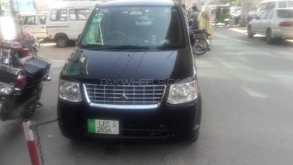 Mitsubishi Ek Wagon Limited 2010 Image-1