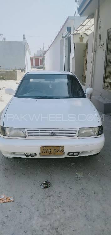 Nissan Sunny EX Saloon 1.3 (CNG) 1994 Image-1