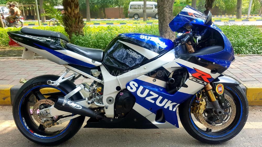 Suzuki GSX-R1000 - 2002  Image-1