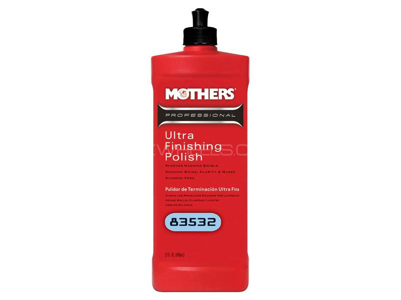 Mothers Professional Ultra Finish Polish 32 oz Image-1