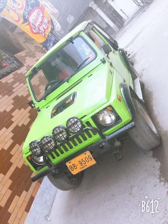 Suzuki Sj410 - 1990  Image-1
